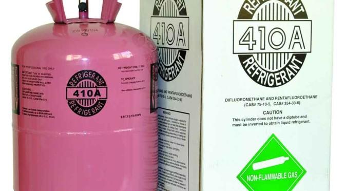 eco-safe R-410A