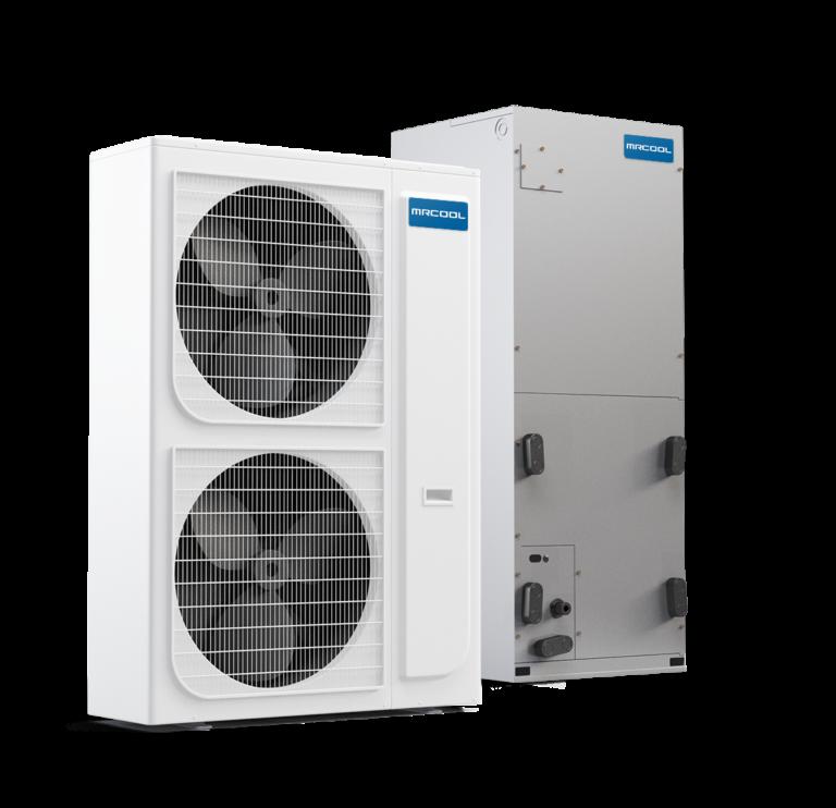 MRCOOL DC Inverter Heat Pump Air Conditioner Split Condenser